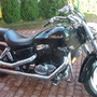 Honda  Shadow Vt 1100 Sabre